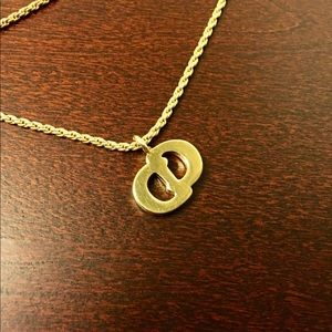 Dior Jewelry - Dior Gold Necklace